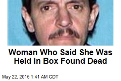 Cops: After Captivity in Box, Woman Murdered