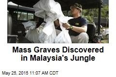 Mass Graves Discovered in Malaysia's Jungle