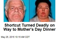 Shortcut Turned Deadly on Way to Mother's Day Dinner