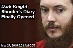 Trial Finally Opens Dark Knight Shooter's Diary