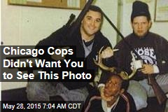 Chicago Cops Didn't Want You to See This Photo