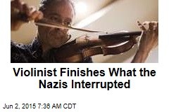 82 Years Later, Son Finishes Concerto Nazis Cut Short