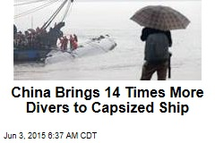 Hopes Fade for 400 Trapped on Ship