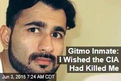 Gitmo Inmate: CIA Torture Went Beyond Senate Report