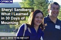 Sheryl Sandberg: What I Learned in 30 Days of Mourning