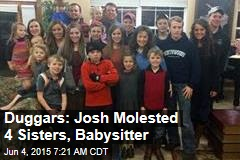 Duggars Break Silence on Molestation Scandal