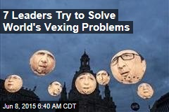 7 Leaders Try to Solve World's Vexing Problems