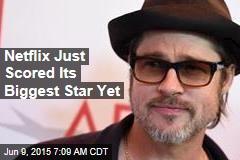 Netflix Just Scored Its Biggest Star Yet