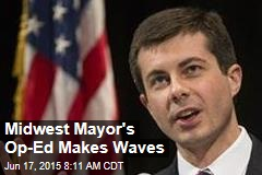 Midwest Mayor's Op-Ed Makes Waves