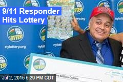 9/11 Responder Hits Lottery