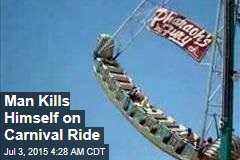 Man Commits Suicide by Carnival Ride