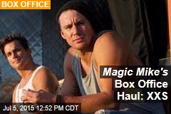 Magic Mike's Box Office Haul: XXS
