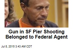 Gun in SF Pier Shooting Belonged to Federal Agent