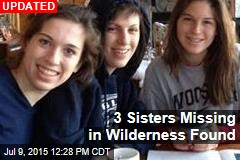 3 Sisters on Wyoming Camping Trip Are Missing