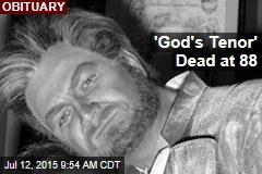 'God's Tenor' Dead at 88