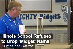 Illinois School Refuses to Drop 'Midget' Name