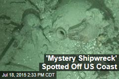 Pre-Civil War 'Mystery Ship' Spotted Off US Coast