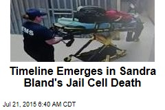 Timeline Emerges in Sandra Bland's Jail Cell Death