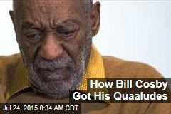 How Bill Cosby Got His Quaaludes