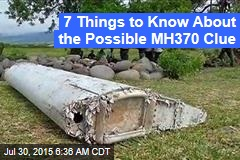 US Official: Island Debris Likely Unique to Boeing 777