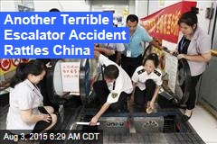 Another Terrible Escalator Accident Rattles China