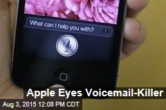 Apple Eyes Voicemail-Killer