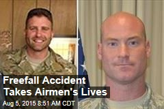 Freefall Accident Takes Airmen's Lives