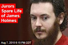 James Holmes Gets Life to Prison