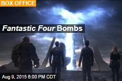 Fantastic Four Bombs