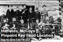 Hatfields, McCoys Pinpoint Key Feud Location