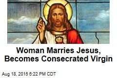 Woman Marries Jesus, Becomes Consecrated Virgin