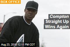 Compton Straight Up Wins Again