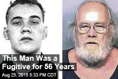 This Man Was a Fugitive for 56 Years