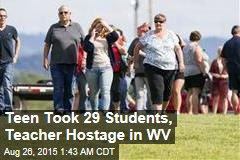 Teen Takes 29 Students, Teacher Hostage