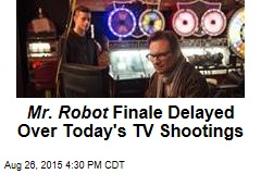 Mr. Robot Finale Delayed Over Today's TV Shootings