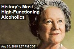 History's Most High-Functioning Alcoholics
