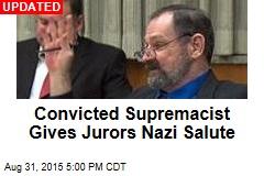 Supremacist Convicted of Jewish-Site Killings