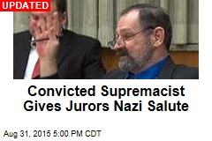 Supremacist Convicted of Jewish-Site Killings