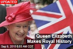 Queen Elizabeth Will Break Historic Record Tomorrow