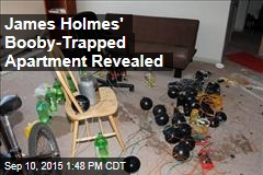 James Holmes' Booby-Trapped Apartment Revealed