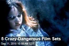 5 Crazy-Dangerous Film Sets
