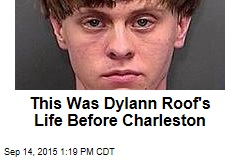 This Was Dylann Roof's Life Before Charleston