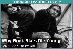 Why Rock Stars Die Young