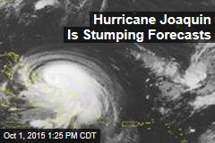 Hurricane Joaquin Is Stumping Forecasts