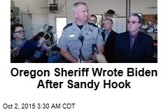 Oregon Sheriff Vowed to Fight Gun Control
