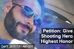 Petition: Give Shooting Hero the Highest Honor