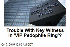 Cops, BBC Clash Over 'VIP Pedophile Ring'