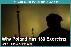 Why Poland Has 130 Exorcists