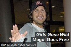 Girls Gone Wild Mogul Goes Free