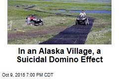 In an Alaska Village, a Suicidal Domino Effect